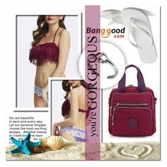 """""""BANGGOOD 13"""" by mini-kitty ❤ liked on Polyvore featuring Hotmarzz"""