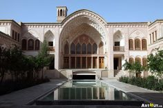 #architecture #iran #isfahan #ameriha #houses