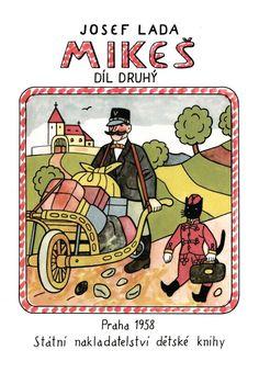 Mikeš (mj) Illustrators, Baseball Cards, Comics, Mj, Literatura, Illustrator, Cartoons, Illustrations, Comic
