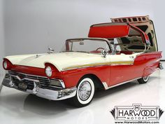 1957 Ford Skyliner E-Code Retractable
