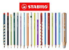 Stabilo-Product-Range Pastel Pencils, Watercolor Pencils, Colored Pencils, Derwent Pencils, Wooden Pencils, Artist Pencils, Pencil Design, Brand Guide