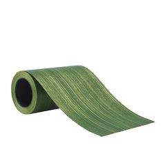 Nature Inspired Aspidistra Floral Ribbon In Green Eliator Wrap This Around The Outside Or
