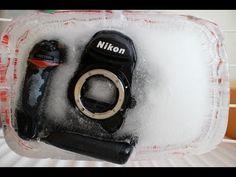 Test photo - Le crash test du Nikon D3s