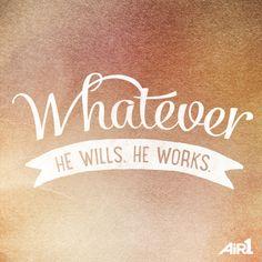 #wills #works ~Brenda Price