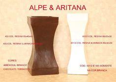 Coluna de resina plástica. Acesse nosso site: www.alpearitana.com.br ou fale conosco: marketing@alpearitana.com.br