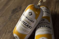 Ananiadis Charcuterie on Packaging of the World - Creative Package Design Gallery Packaging Design Inspiration, Charcuterie, Vodka Bottle, Package Design, Drinks, Cold Cuts, Creative Package, Gallery, Food
