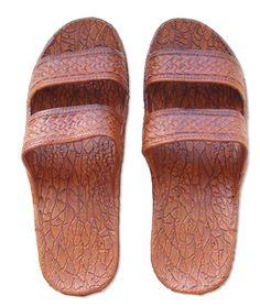 0262246d39039b Pali Hawaii Classic Jesus Sandals - - BROWN 8 Pali Hawaii Sandals