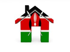 Home icon. Download flag icon of Kenya at PNG format