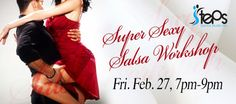 Salsa has many styles and one of them is sexy! This class will cover turn pattern combinations and styling techniques that will make you (and the person yo
