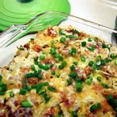 I love anything related to Taco's ... here is the Taco Casserole .. Wow - YUM!
