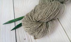 Wool Yarn - Nylon Yarn - Cream Wool Yarn - Wool Blend Yarn - Cream Yarn - Yarn for Sox - Country Classics Yarn - Knitting & Crochet Supplies