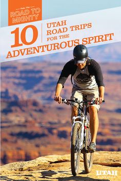 Visiting Utah this season? Let us help you plan your trip with adventure packed itineraries that will gratify all of your senses. From biking, hiking, adrenaline pumping sky-diving and much more. You are well on your way to the Road to Mighty!