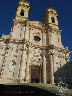 http://www.hotelbjvittoria.it #chiesantanna #panorama #Cagliari #Sardegna #monumenti #viaazuni #monumenti #