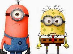 SpongeBob Minions