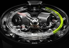 H2 Hydro Mechanical Watch