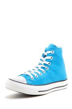 8db79eacc4c38b Converse Chuck Taylor Unisex High Top Sneaker Blue Converse