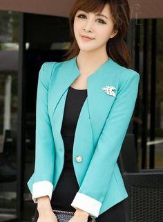 Korean-Blazers-&-Hoodies-For-Teen-Girls-By-DressVe-From-2015-6.jpg (450×611)