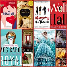 10 Royal Reads.   On May 19, Britain's Prince Harry married his American love, Meghan Markle. We're still in a regal mood, so we've made a list of royal reads to set the proper tone...