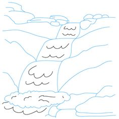 How to Draw a River | Fun Drawing Lessons for Kids & Adults