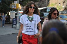 New York Fashion Week     #StreetStyle #Fashion #NYFW #NewYorkFashionWeek