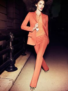 """Hilary Rhoda in """"Cruising with Hilary"""" Photographed By Alexi Lubomirski Styled By Charles Varenne For Numéro Tokyo #53, January 2012"""