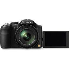 Panasonic Lumix DMC-FZ200 12.1 MP Digital Camera with CMOS Sensor and 24x Optical Zoom - Black | reviews | Order