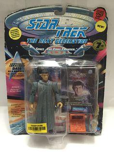 "(TAS013586) - Star Trek The Next Generation ""Lt. Cmdr. Data"" as a Romulan"