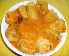 W Mojej Kuchni Lubię..: odmrożone gołąbki jak świeżo zawijane w smaku...