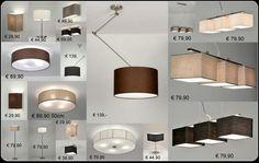 interior dormitorio / sala dormitorio lámparas / las lámparas de techo  www.zoxx.es  . Haga clic en este enlace . tienda online : mail :webwinkel@rietveldlicht. nl