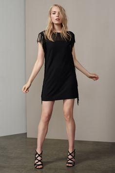cooper & ella Leah Fringe Dress