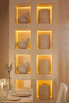 View full picture gallery of Borgo Egnazia Hotel Resort Interior Desing, Interior Design Living Room, Interior Architecture, Casa Milano, Wall Design, House Design, Wall Decor, Room Decor, Decoration