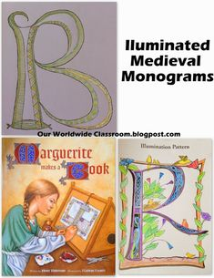 Our Worldwide Classroom: Illumination Patterns - Medieval History