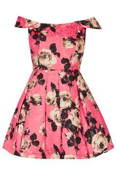 Bardot Floral Dress ~ $140 from Topshop
