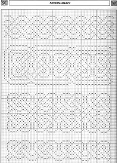 ♥ My Cross Stitch Charts ♥: Celtic Motifs Celtic Cross Stitch, Cross Stitch Borders, Cross Stitch Charts, Cross Stitching, Cross Stitch Patterns, Celtic Patterns, Celtic Designs, Loom Patterns, Blackwork Embroidery