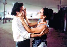 Cristina Hoyos y Antonio Gades.