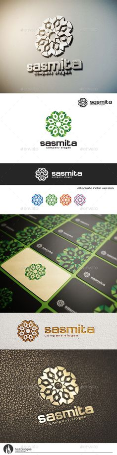 Sasmita Logo Template #design #logotype Download: http://graphicriver.net/item/sasmita-logo/10670298?ref=ksioks