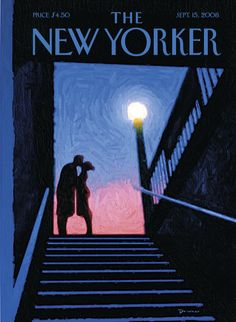 The New Yorker - Eric Drooker