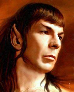 Pre reform Spock