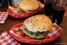 Burger'n'Co. Burgers de qualité dans une ambiance rock'n'roll (20 rue Riquet)
