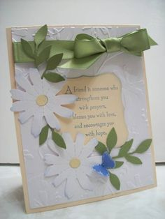 SU God's Blessings CBug Stylized Flower E F, Flower Daisy Sizzlit - sub, Little Leaves Sizzlit,  Labels Nestie  *layout