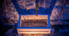 JUMA-EXCLUSIVE JUBASSIN  Design by Torsten Müller, Daniel Helmund Horst Zerres Sink Design, Horst, Frame, Painting, Home Decor, Vanity Basin, Stones, January, Picture Frame