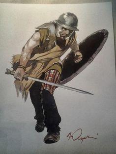 La guerre des Gaules: Illustrations