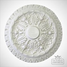 Victorian ceiling rose - Style 38 - 500mm diameter