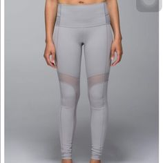 Lulu size 4 leggings In perfect condition. Only worn maybe a handful of times. lululemon athletica Pants Leggings