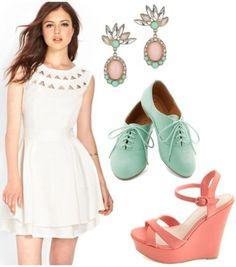 6 Cute Graduation Outfit Ideas - College Fashion