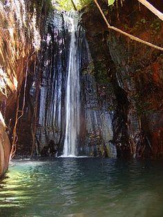 Cachoeira da Pedra Caída - Maranhão - Brasil