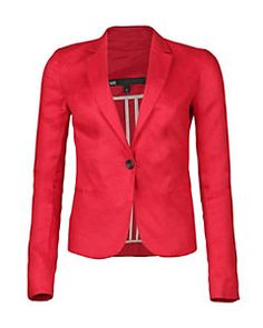 DAMES BLAZER We fashion