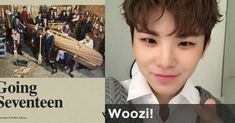 Woozi! ♥ | Who Is Your SEVENTEEN Boyfriend?