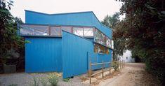 BLUE HOUSE  Maitencillo, V Region, CHILE