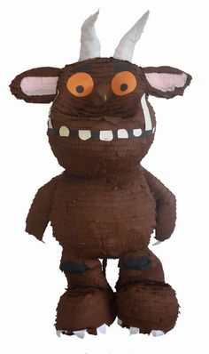A Gruffalo pinata!Jenelle maybe this will go wish Joshy's bday theme? Gruffalo Party, The Gruffalo, 3rd Birthday, Birthday Ideas, Birthday Parties, Party Themes, Party Ideas, Cute Monsters, Halloween 2018
